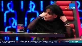 مصارحة حرة | Mosar7a 7orra - سؤال عن الشرف يتسبب في تراشق الألفاظ و نضال الأحمدية  تنسحب ع الهواء