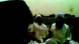 5/8 Wahabi Molvi Hammad ka Tokey Wali Sarkar k Sunni Sathi se Sharait e Munazara ka Drama