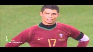 Cristiano Ronaldo & Ricardo Quaresma Vs Brazil 06-07 Home