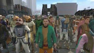 Star Wars Factions 02 - Galaxy at War Mod Cinematic