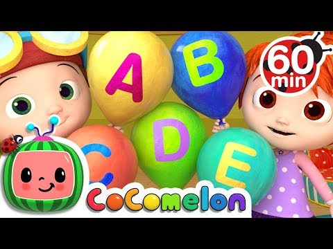 Xxx Mp4 ABC Song With Balloons More Nursery Rhymes Kids Songs Cocomelon ABCkidTV 3gp Sex
