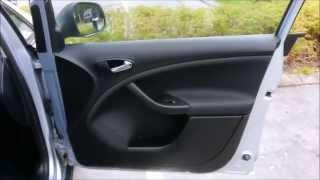 Seat Altea (XL) frontdoor door panel removal