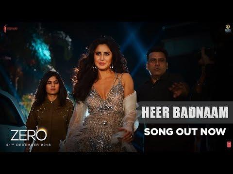 Xxx Mp4 ZERO Heer Badnaam Shah Rukh Khan Katrina Kaif Anushka Sharma Tanishk Bagchi T SERIES 3gp Sex