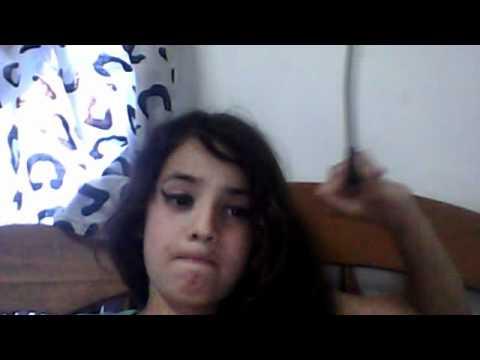 Una HERMoSa chica tirando facha arre wewe un viideo sobre yoo y la sucia de mi sister