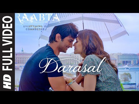 Xxx Mp4 Atif Aslam Darasal Full Video Song Raabta Sushant Singh Rajput Amp Kriti Sanon 3gp Sex