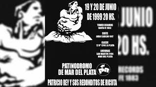 Tarea fina (Patinódromo de Mar del Plata, 19-06-1999) - Los Redondos (HD - subtitulado)