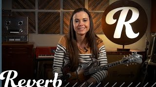 Sierra Hull's Gibson Mandolin and Weber Octave Mandolin | Reverb Interview