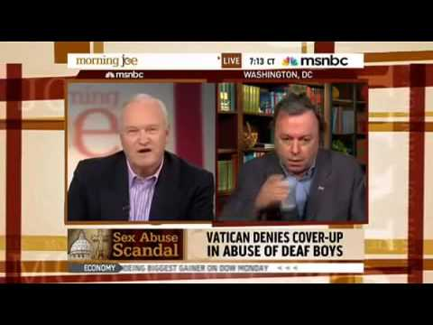 Xxx Mp4 Christopher Hitchens On Morning Joe Discussing Catholic Sex Scandals 3gp Sex
