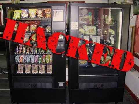 How to Hack ANY VENDING MACHINE in less then 40 seconds! now (CouponCodesHero.com)
