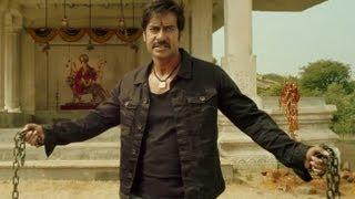 Ajay Devgn's Himmatwala I Day 43 - 44 I Behind the scenes