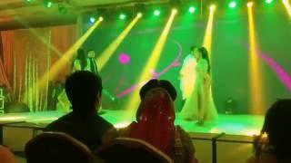 Bangla Gaye Holud dance