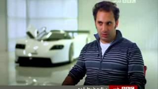 Iranian sport car manufacturer success in England