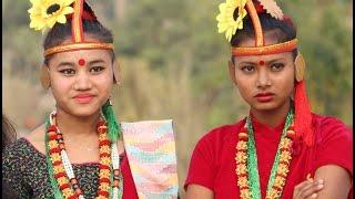 Kauda dance he kanacha dhalkiyo jhovan , bhimad ,tanahun  खैरेनीटारका कुमाल कलाकारहरु  भिमाद ,तनहुँ