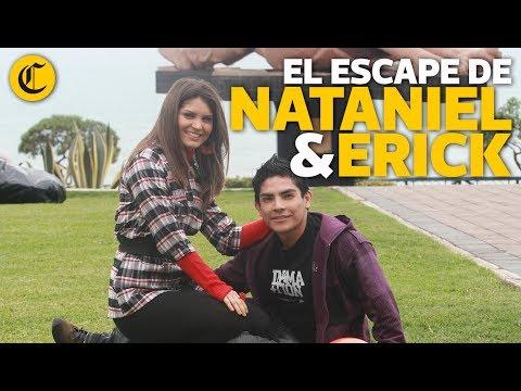El Escape de Erick y Nataniel