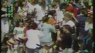 PACIFIC GROVE HIGH SCHOOL (1992) - FRIDAY NIGHT LIVE PART 1