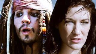 Pirates of the Caribbean : Adventures of Young Jack Sparrow : BFX Original Short