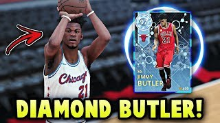 NBA 2K18 DIAMOND 97 OVERALL JIMMY BUTLER GAMEPLAY! | THE BEST DIAMOND GUARD IN NBA 2K18 MyTEAM!!