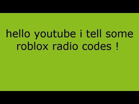 Roblox Radio Codes Daikhlo
