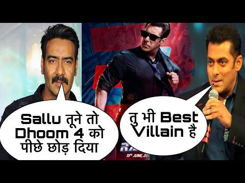 Xxx Mp4 Ajay Devgn Reaction On Race 3 Salman Khan First Look Ajay Devgn ने दिखायी Salman से दोस्ती 3gp Sex