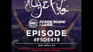 Future Sound Of Egypt 478 with Aly & Fila (09.01.2017) #FSOE 478