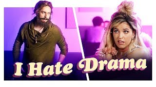 """The Girl Who """"Hates"""" Drama 