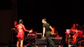 Piazzolla: Libertango - Tango Estilo Josip Bartulovic & Liscsinszky Katinka - Tango Harmony Budapest
