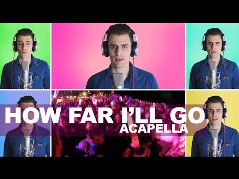 Alessia Cara - How Far I'll Go - Acapella (Moana)