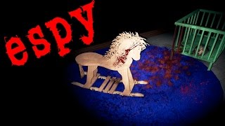 ESPY - Angsty Cannibal Kid Has A Bad Day (Free indie horror game)