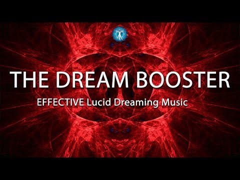 EFFECTIVE Lucid Dreaming Music THE DREAM BOOSTER Blank Screen for Sleep