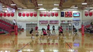 New Palestine Dragons vs Yorktown 9-27-16