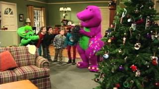 Barney: Night Before Christmas - Clip