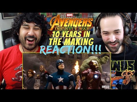 Xxx Mp4 AVENGERS INFINITY WAR 10 Years In The Making Tribute REACTION ANALYSIS 3gp Sex