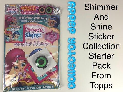 Xxx Mp4 Shimmer And Shine Sticker Album Starter Pack 3gp Sex