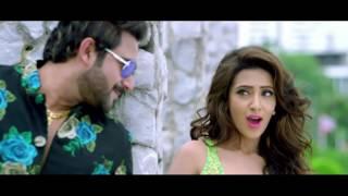 4K Video Bangla Movie Song - Halka Halka - 2017 - Soham, Mim ))