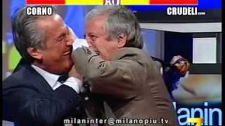 MILAN INTER - LA RISSA!!! (STREET FIGHTER: CORNO vs CRUDELI)
