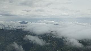 बादलों के ऊपर Fagu , Shimla | MUST WATCH!!!
