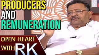Director Muthyala Subbaiah About Producers And Remuneration | Open Heart With RK | ABN Telugu