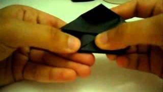 الأوريجامي : كيف تصنع مكعب روبيك