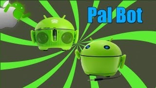 Unboxing Android Robot Speaker PalBot
