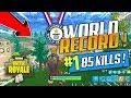 FORTNITE WORLD RECORD SQUAD 85 KILLS FORTNITE BATTLE ROYALE mp3