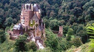 Germany's Romantic Rhine And Rothenburg
