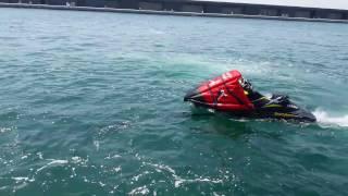 Flyboard Boat show Ataköy Marina Mayıs 2017