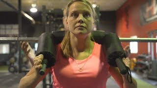 This Is My Story: From quadruple amputee to powerlifter