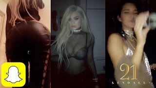 Kylie Jenner at KENDALL'S 21 BIRTHDAY PARTY | Kylie Snaps
