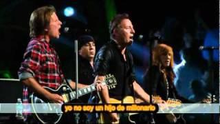 Fortunate Son - Bruce Springsteen & John Fogerty con subtítulos en español