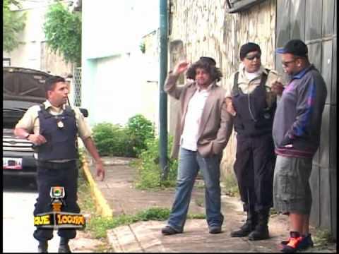 Que Locura Los Polilocos con Franco El Gorila 10 06 2012
