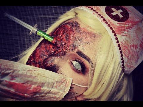 ZOMBIE NURSE - SFX Halloween Tutorial