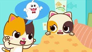 ★NEW★おばけなんてないさ | 赤ちゃんが喜ぶアニメ | 動画 | BabyBus