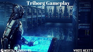 Mortal Kombat X: TRI-BORG Gameplay [Kombat Kast]