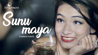 Sanu Maya - Pratikkk Ft. Swikriti/Gorkhali Thito  | New Nepali R&B Pop Song 2017